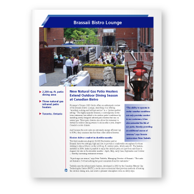 Case Study: Brassaii Bistro Lounge
