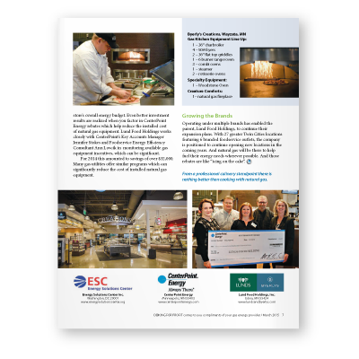 Case Study: Lund Food Holdings
