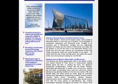 Case Study: U. S. Bank Stadium