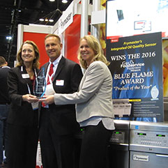 2016 Blue Flame Product of the Year