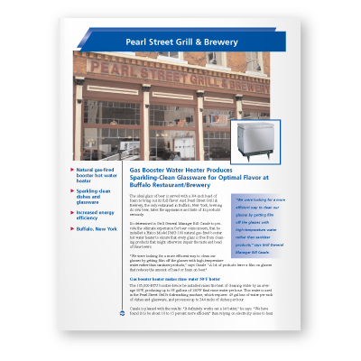 Case Study: Pearl Street Grill & Brewery
