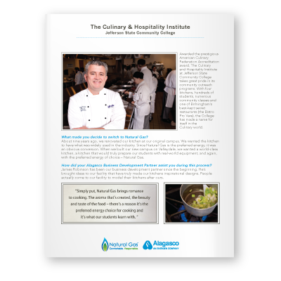 Case Study: The Culinary & Hospitality Institute