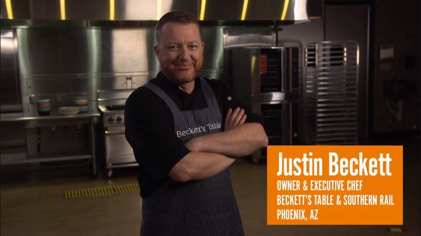 Chef Justin Beckett – Meet the Chef | Cooking With Gas