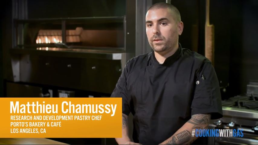 Chef Matthieu Chamussy – Meet the Chef | Cooking With Gas